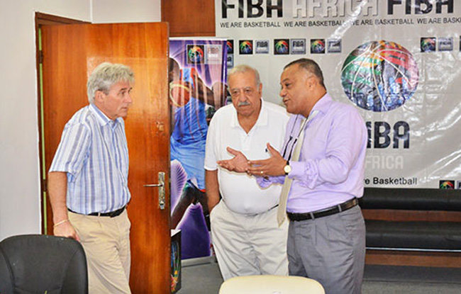 BASKET-INTERNATIONAL FIBA entame sa